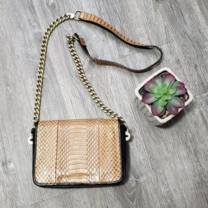 H&M * 2013 Autumn Collection * Leather Snake Purse